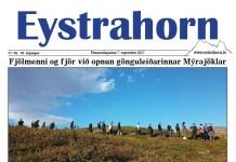 Eystrahorn 27. tbl